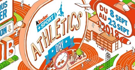 Kinder+Sport Athletics Day